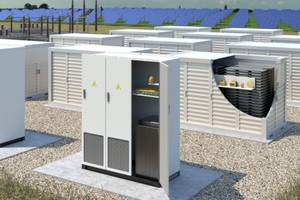 Grounded Battery Energy Storage Systems