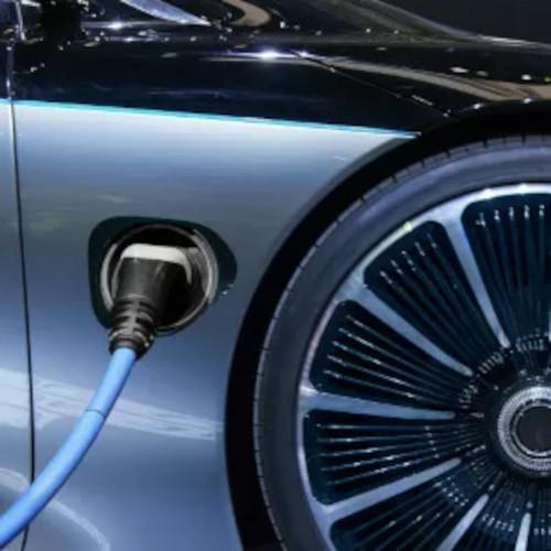 An EV charging