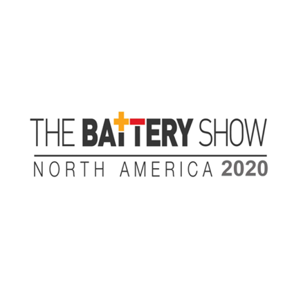 Battery Show 2020