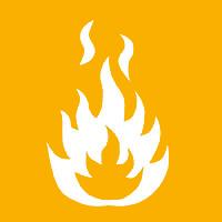 Fire hazard