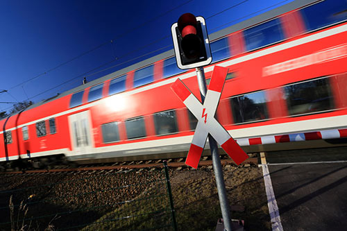 Railway crossing/Safety installations