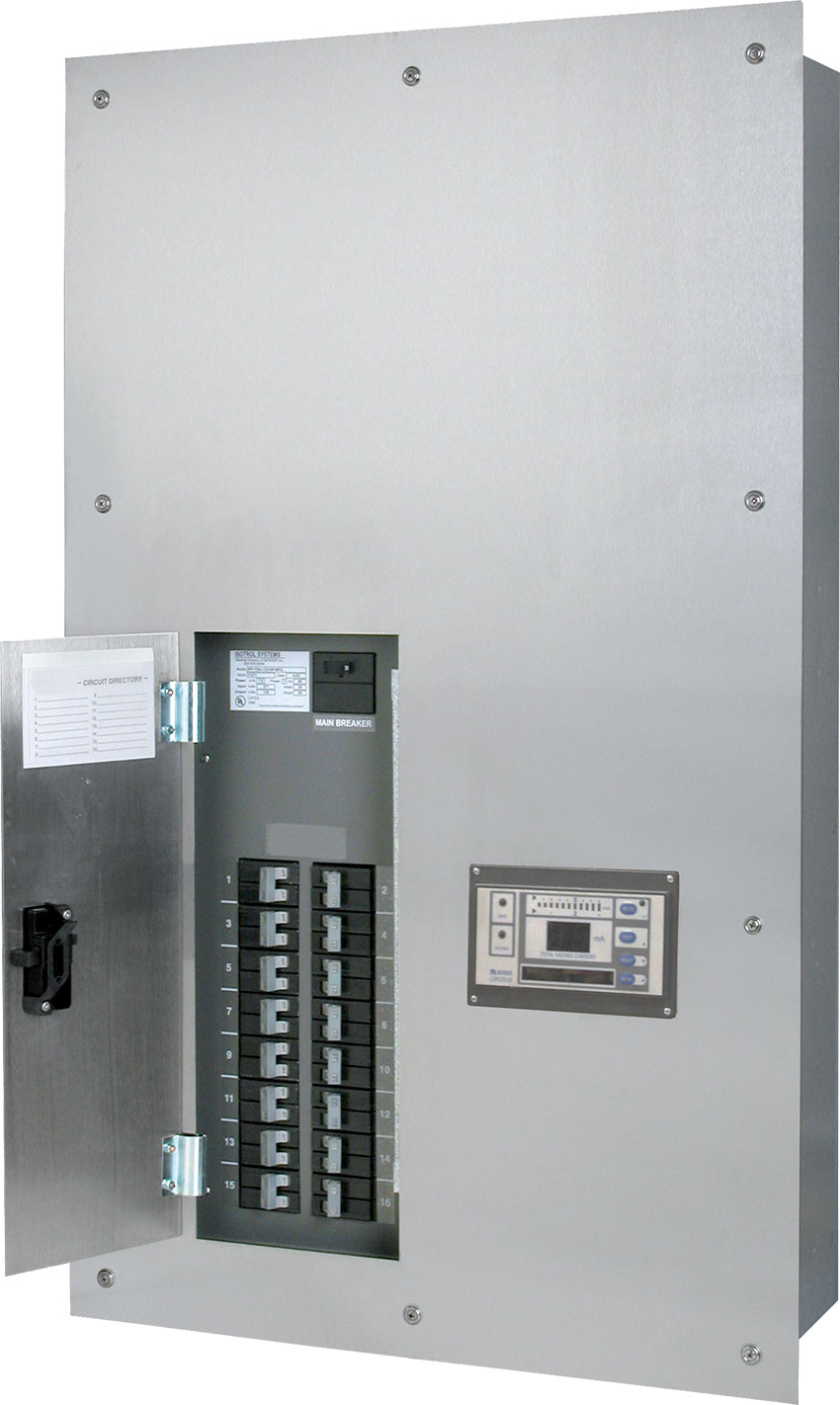 Isolated Power Panels - Bender on plc diagram, grounding diagram, rslogix diagram, troubleshooting diagram, drilling diagram, installation diagram, panel wiring icon, solar panels diagram, telecommunications diagram, instrumentation diagram, electricians diagram, assembly diagram,
