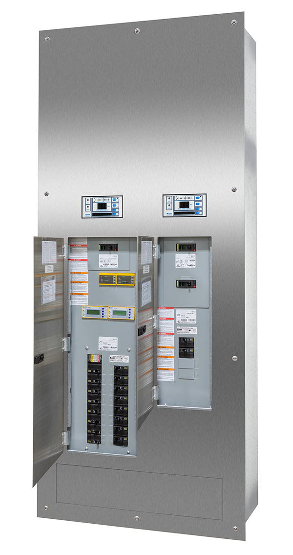 Modular Dual Voltage Isolation Power Panels (MID)
