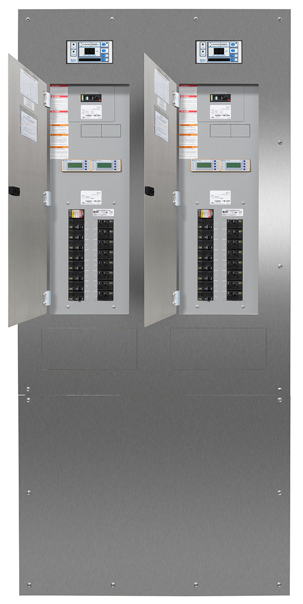 Modular Dual System Isolation Power Panels (MIX)
