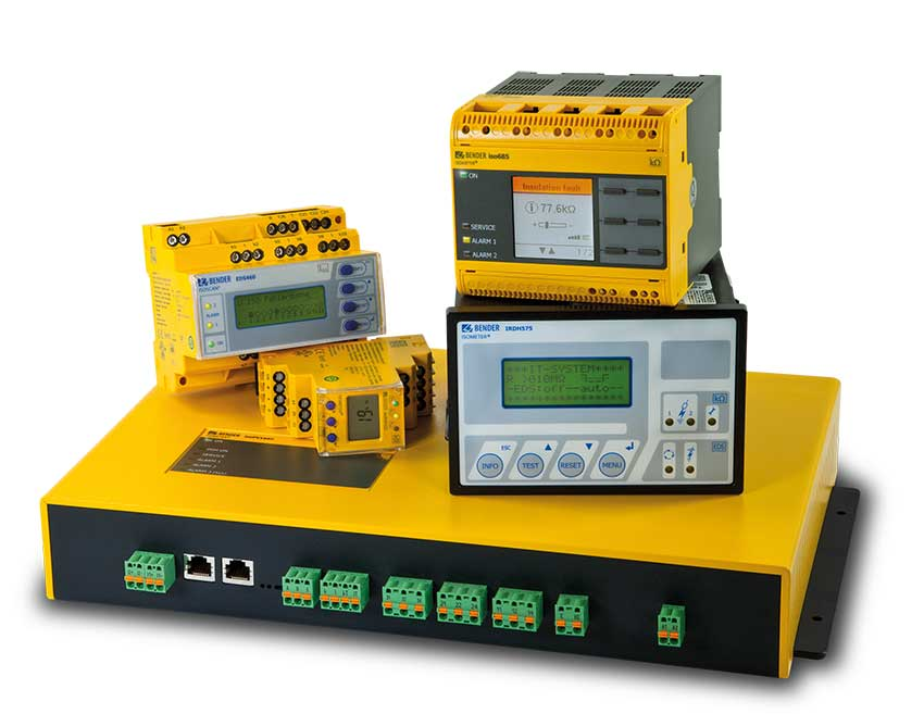 Ground Fault Products for Ungrounded Systems