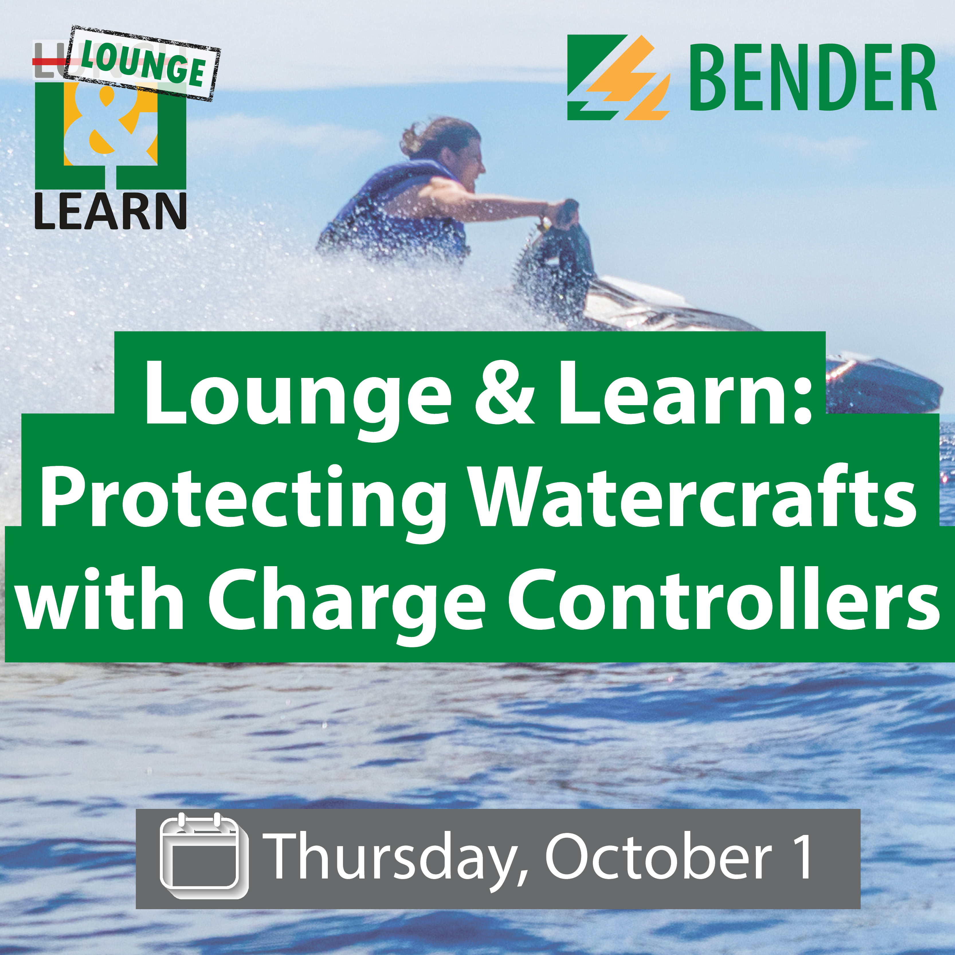 Lounge & Learn: Protecting Watercrafts with Charge Controllers